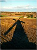 27 March 04 - A shadow of a windmill