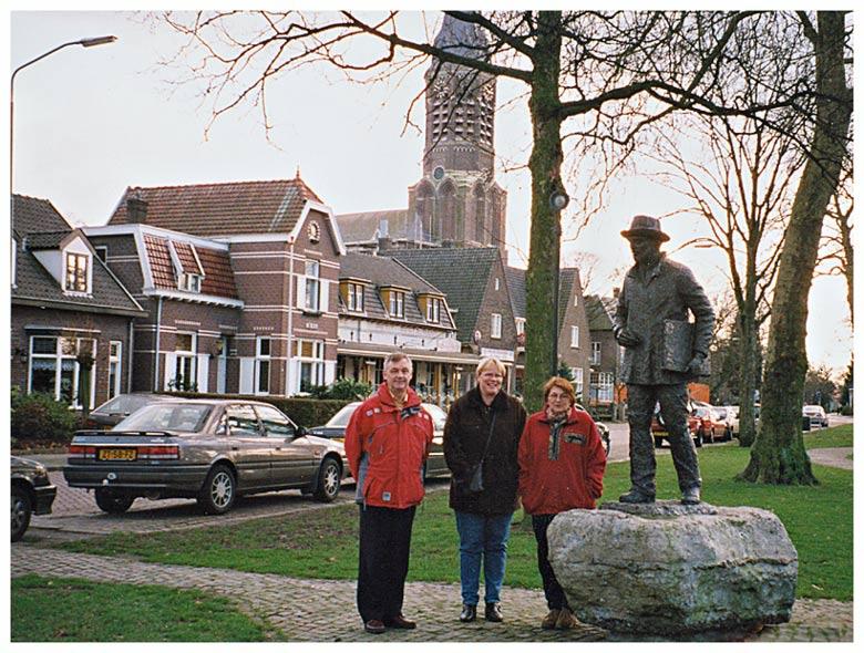 Van Goghs last stand in Nuenen