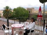 Donna on Terrace