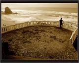 In the beach of Santa Cruz ... 2