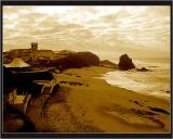 In the beach of Santa Cruz ... 4
