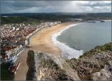 Nazare views -  Portugal - 2