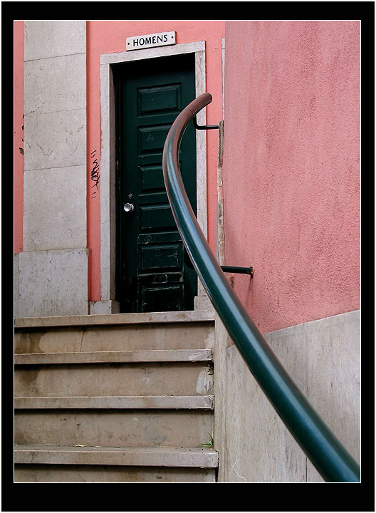 In Lisbon streets ... 1
