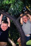 Nephews John & Jeff