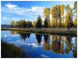 Grand Tetons -- Schwabacher Reflections