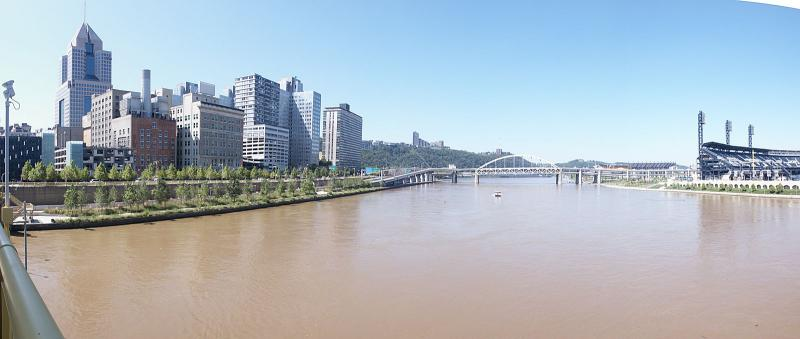 Allegheny River at Pittsburgh