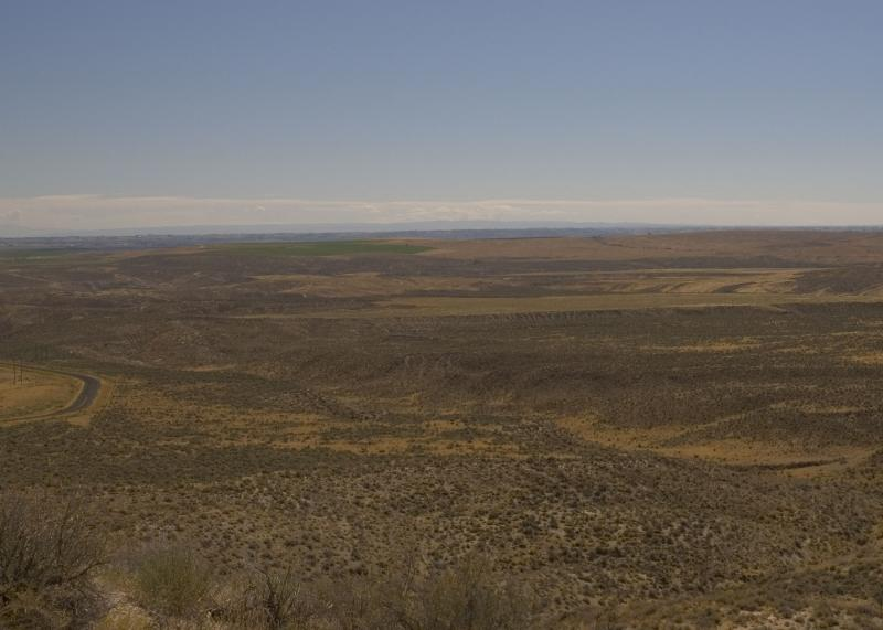 Oregon Trail Remnant, Idaho