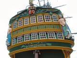 VOC Amsterdam, Amsterdam