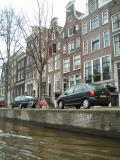 Street Scene, Amsterdam
