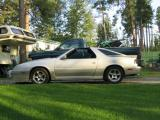 Ted Hlokoff's Shelby's and Iroc R/T from Nimpo Lake, BC