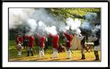 Le régiment à l'oeuvre