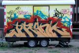 Graffiti at work