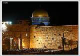 Jerusalem Kipur day 2004