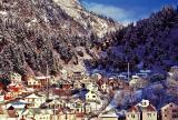 Juneau in winter