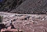 At Boucher rapids