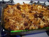 Baked Ziti with Tomato, Mozzarella & Sausage #67898