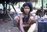 Young unmarried Batak girl