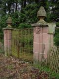 Ornamental Gate in the Schlosspark