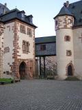 Outer Court-yard of castle with the Ludwigstor