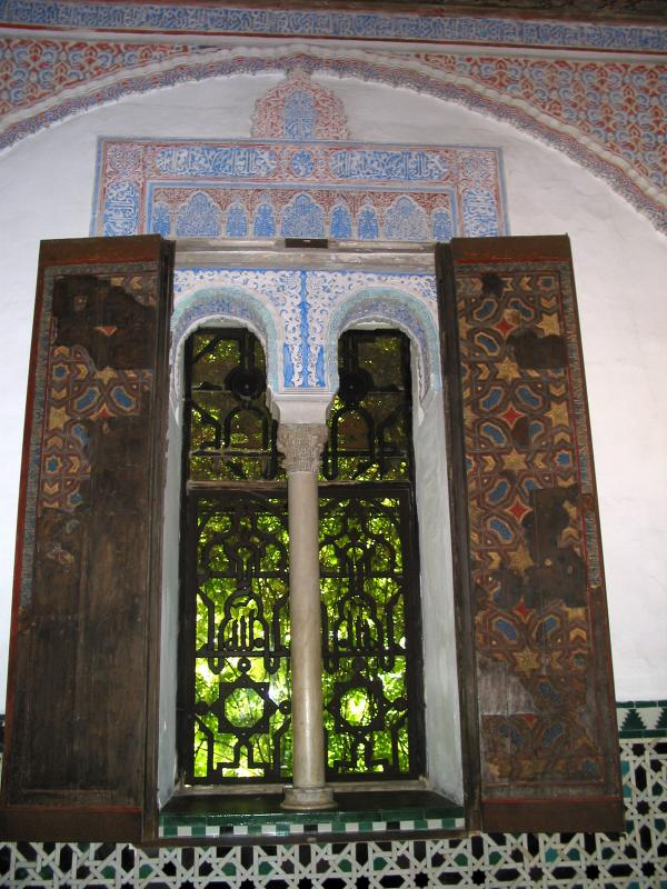 Royal Alcazar Window