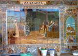 Zaragoza restoration