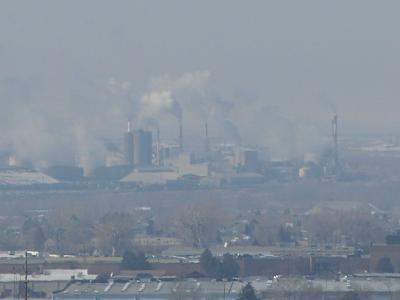 Pocatello Air Pollution Feb 2005 DSCN5471.JPG