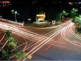 Hue Traffic at Night