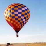 Balloons over Plano