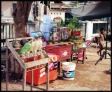 Cambodian Gas Station & Convenience Store