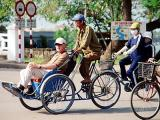 Transport by Cyclo, Hue