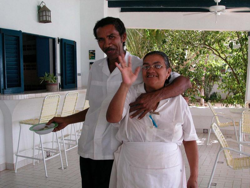 Marcelina and Dimas