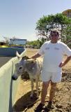 Bill with Donkey