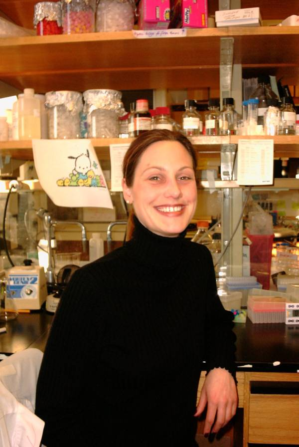 Dr. Anette Duensing - U. of Pittsburg MS and GSI Science Com.