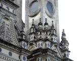 Detail on the Château of Chambord