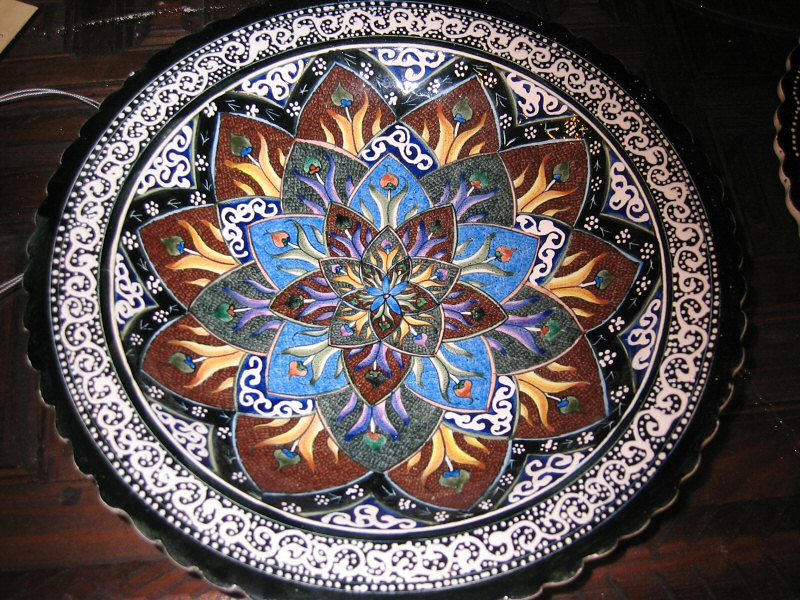 One I especially liked.  Avanos is famous for its pottery-clay