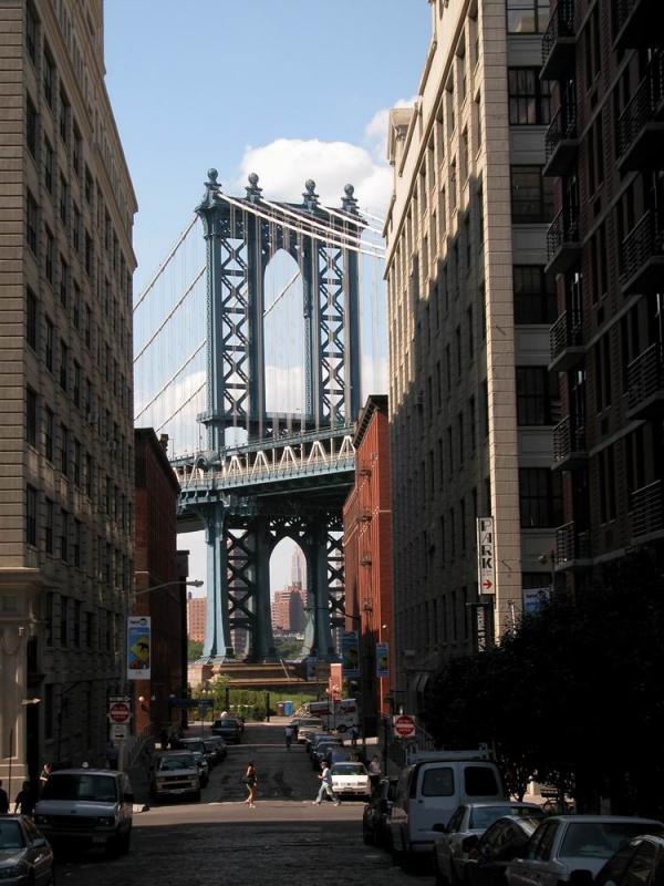 Manhattan bridge DUMBO4