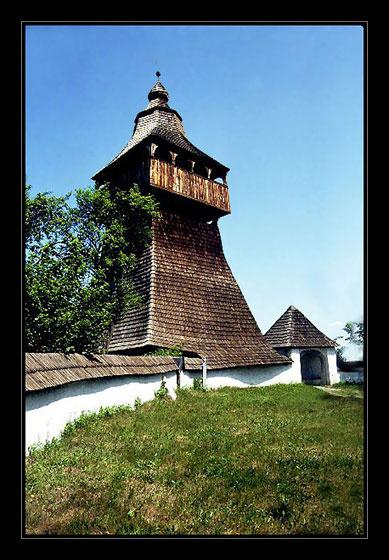 Clocktower Stara Halič