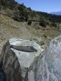 Road at top of Calumet