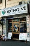 Travel agency, central Saigon