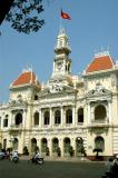 Former City Hall, Saigon
