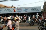 Cholon is a district south of central Saigon