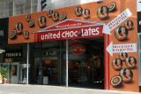 United Chocolates, Stephansplatz