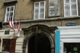 Piano shop, Bäckerstraße