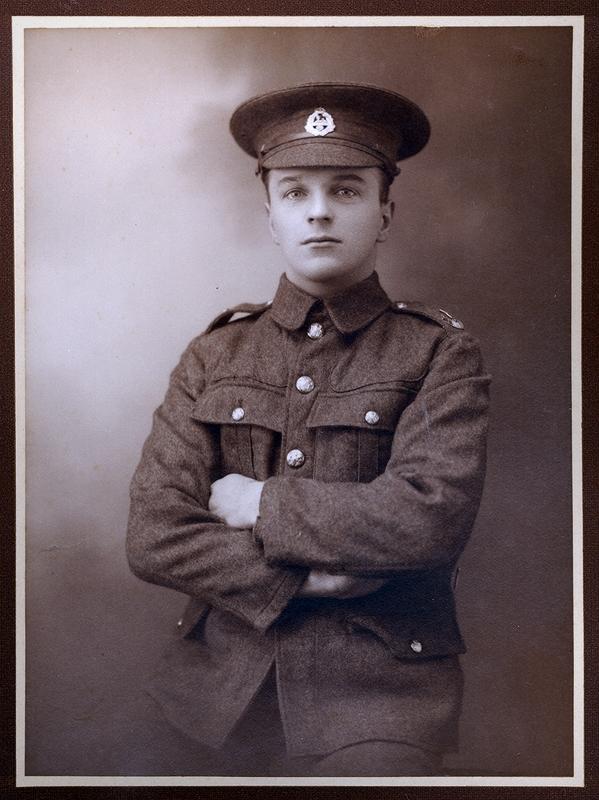 Thomas Harker. East Lancashire Regiment.