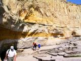 Cliffs of Sandstone - Torrey Pines State Beach