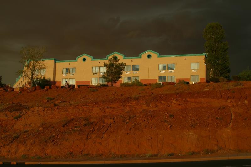 Evening Storm, Page Arizona
