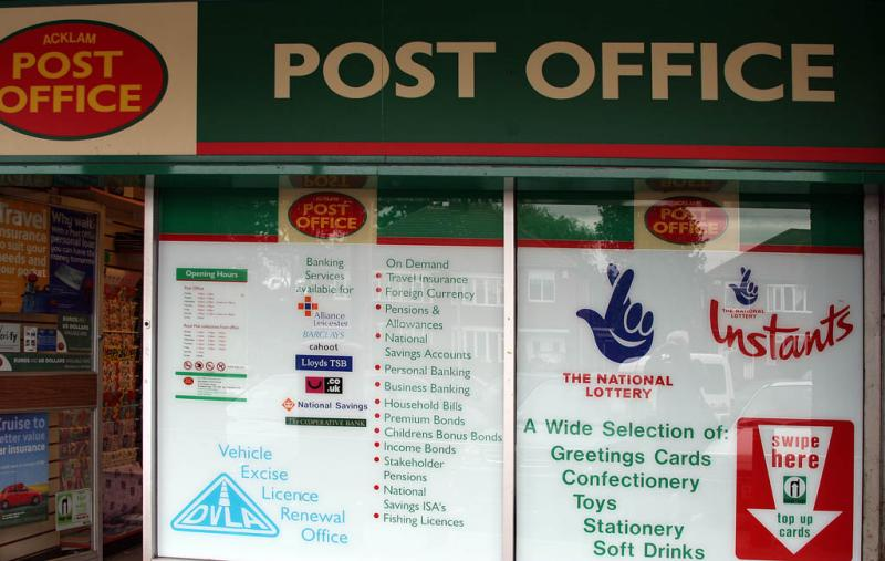 Fun things to do in the post office