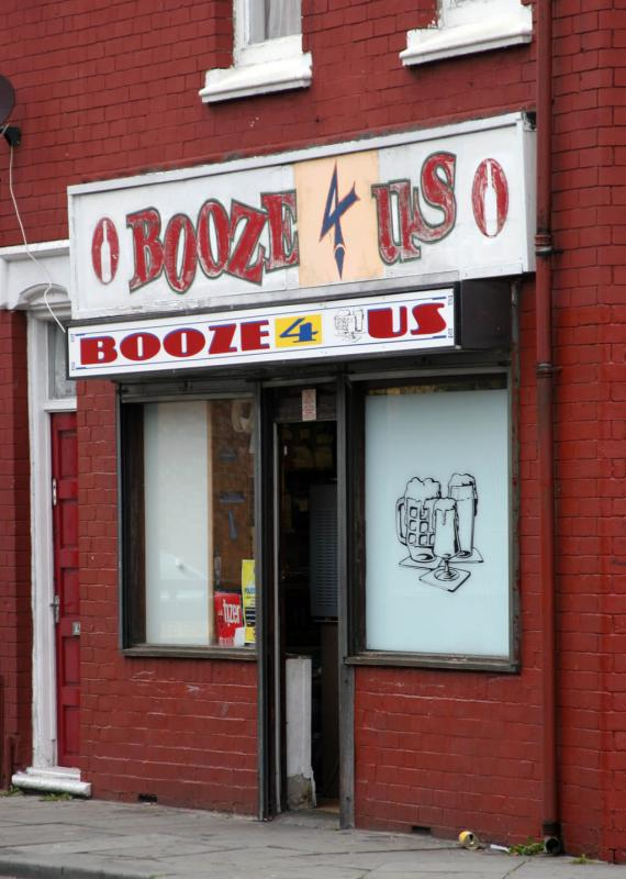 Get your alcohol here