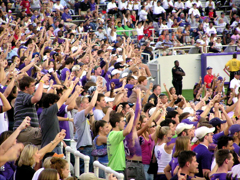 Student Section Kickoff
