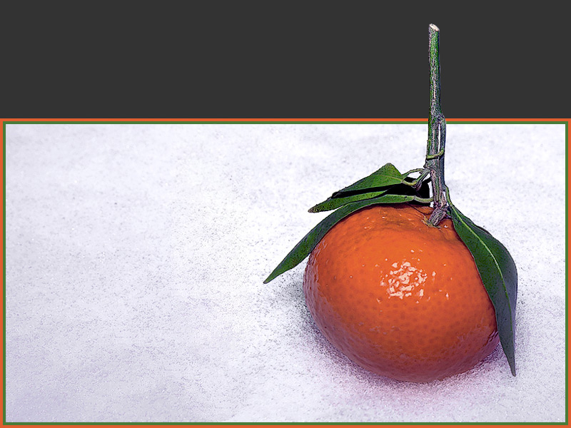 Mandarin Orange*